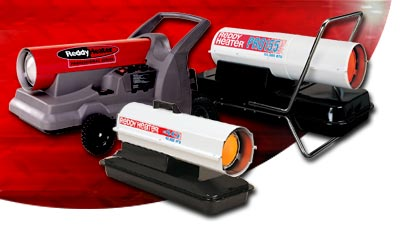 Where can you find Reddy heater parts?