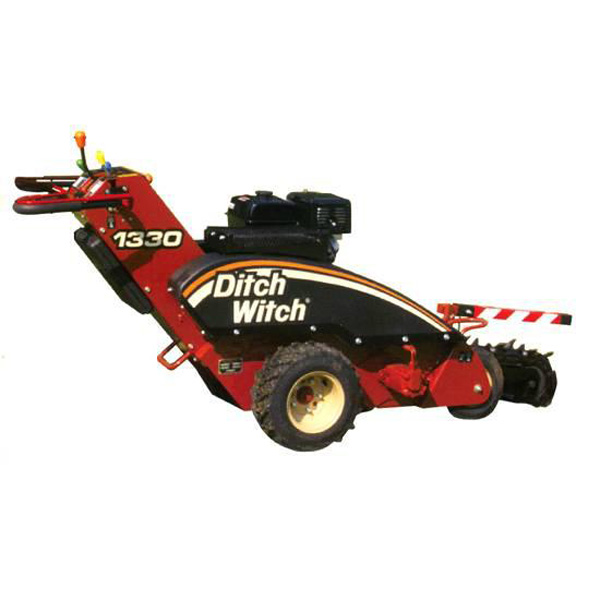 TRENCHER, DITCH WITCH 13HP, 4