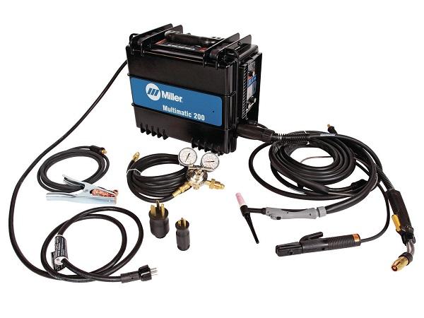 200 Amp Mig Tig Stick 110 230 Electric Welder Robin Rents